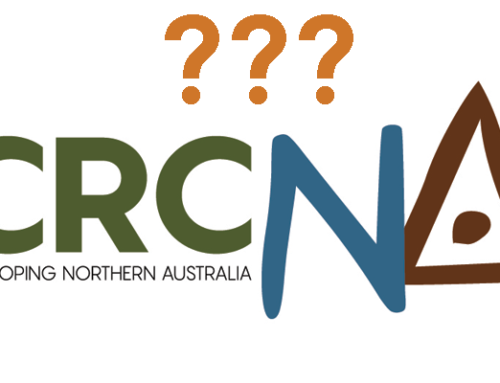 CRC for Developing Northern Australia – What's the story? (Dec 5th)