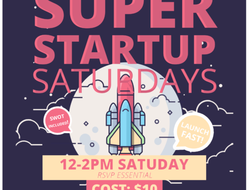 Super Saturday Startup Sessions