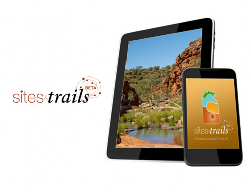 Update on Sites & Trails app (28th November)